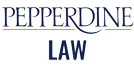 Pepperdine Law logo